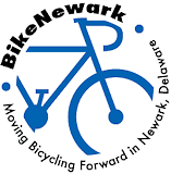 Biking in Delaware logo