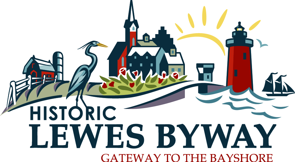 Lewes Byway Logo