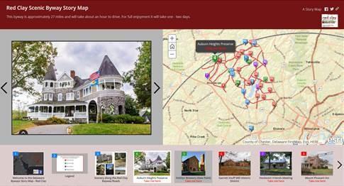Delaware Byways Delaware Department Of Transportation