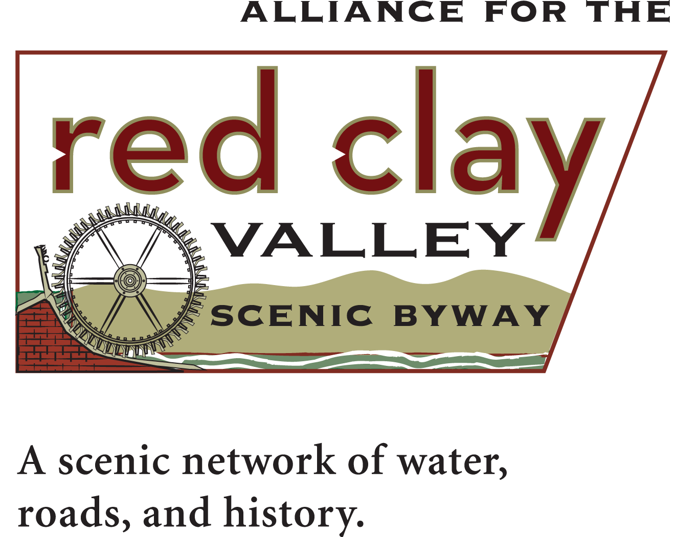 Red Clay Valley Logo
