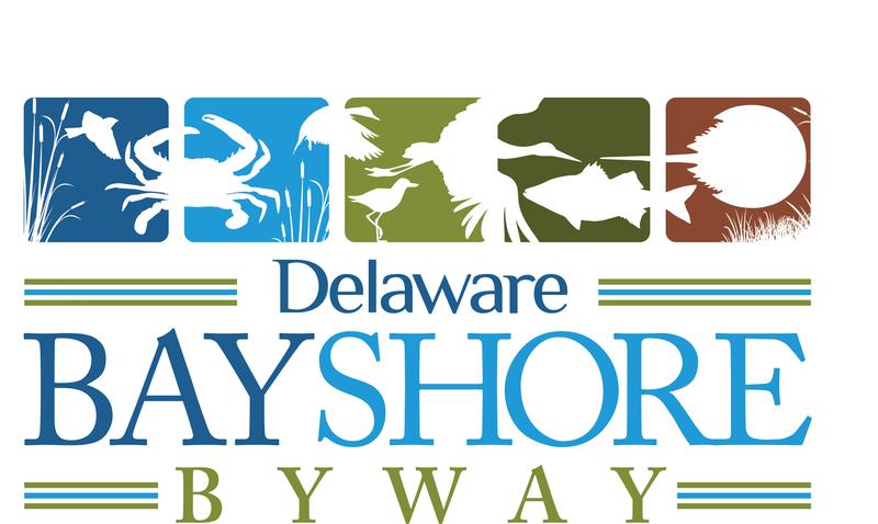 I support the delaware bayshore logo