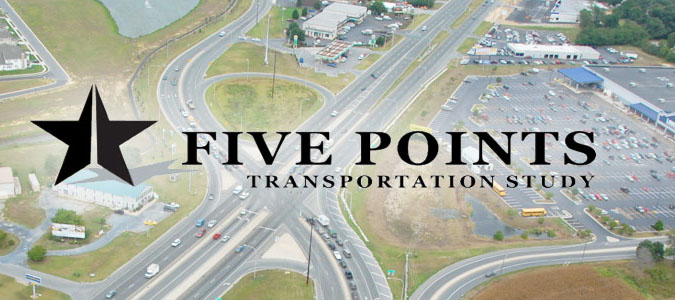 Frequently Asked Hov Questions Freeway Management Program >> Five Points Study Phase 1 Delaware Department Of Transportation
